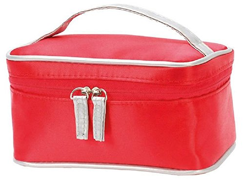 SHUGON - trousse de toilette maquillage - WELS 4833 - cosmetic bag 1.5L - rouge