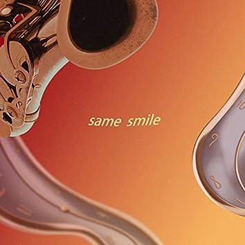 same smile 一樣的微笑 feat.喜辰晨