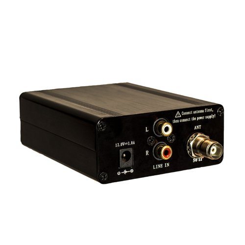 0.5 W Fail-Safe Long Range FM Tr   ansmitter - FS CZH-05B - Newly Revised: Dual Mode now with RCA Inputs