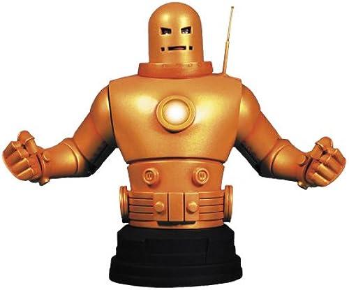 Gentle Giant gg80221 Figur Iron Man Mark II Gold mini Büste