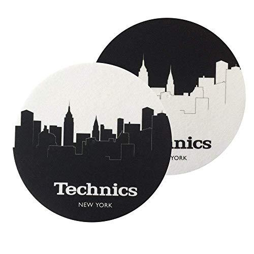 Technics - Alfombrilla para tocadiscos, diseño de Nueva York