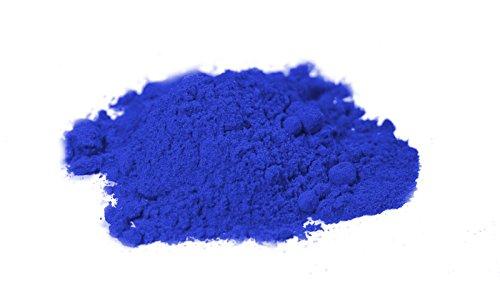 Eloxierfarbe - Blau - Eloxalfarben - Färben von Aluminium - Selber eloxieren – Farbe zum Anodisieren - Alu Färben - 10 Gramm - Anodisierfarbe