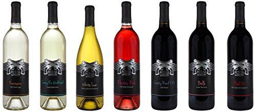 Miranda Lambert The Collection Mixed Wine Pack, 7 x 750 ml