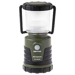 GENTOS(ジェントス) LED ランタン 【明るさ430-1300ルーメン/実用点灯4-11時間/耐塵】 エクスプローラー ANSI規格準拠