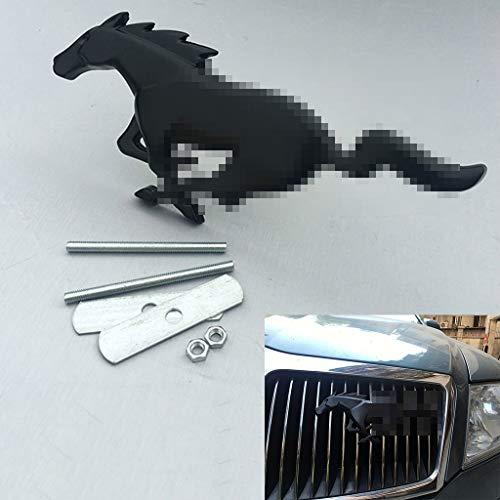 massage Auto 3D Mustang Grill Emblem, Aufkleber Abzeichen, Auto Emblem Abzeichen, Auto Styling, Für Mustang, Für Auto Modifikation Dekoration