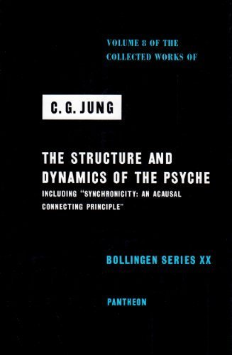 The Structure and Dynamics of the Psyche (Collected Works of C.G. Jung, Volume 8) by C. G. Jung (1970-01-21)