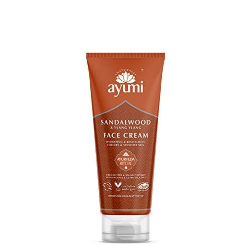 Ayumi Sandalwood & Ylang Ylang Face Cream 1 x 100m
