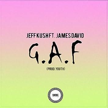 G.A.F  (feat. James David)