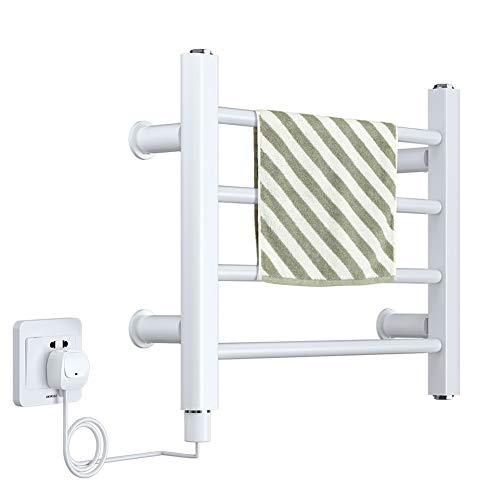 MTX-Racks handdoekverwarmer badkamer badkamerradiator, platte panelen radiator wielwarmer, babykleding wasdroger - 500 x 400 mm antraciet modern design