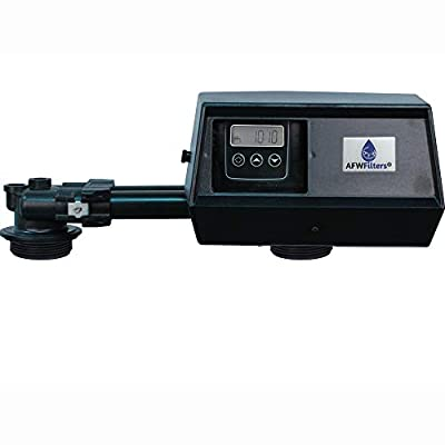 Fleck 9100 SXT Digital valve for water softener control valve dual tank replacement head from Fleck