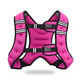 Jolitac Weight Vest for Men 10lbs 17lbs Strength Training Weighted...