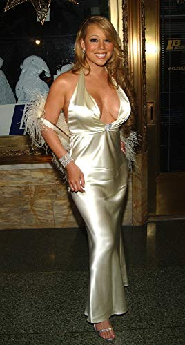 Posterazzi Poster Print Mariah Carey at Arrivals for The Emancipation of Mimi Release Party Cipriani Restaurant New York Ny April 21 2005. Photo by Brad BarketEverett Collection Celebrity (8 x 10)