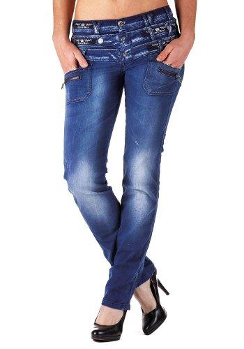 CIPO & BAXX Damen Jeans CBW-282 29/32