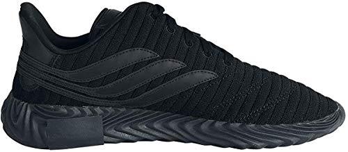 adidas Sobakov, Zapatillas de Deporte para Hombre, Negro (Negbás/Negbás/Negbás 000), 42 2/3 EU