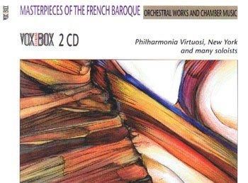 Meisterwerke des Französischen Barock