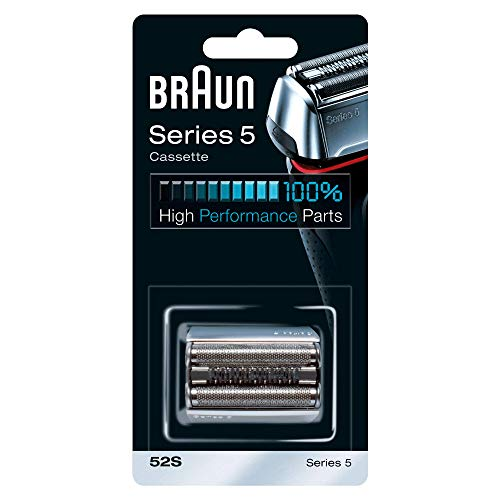 Price comparison product image Braun Kombipack 52S Replacement Shear and Blade Blade in Silver For Series 5