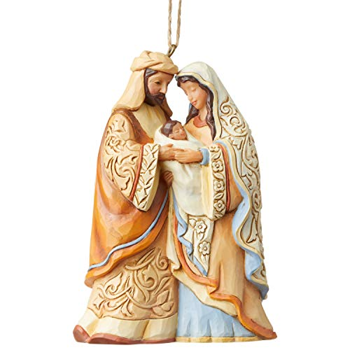 Heartwood Creek by Jim Shore Holy Family Hanging Ornament