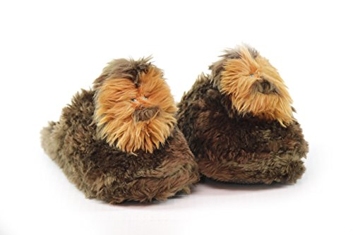 Star Wars Slippers Chewbacca Small