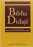 Biblia Didajé: Texto oficial de la Conferencia Episcopal Española, con comentarios del Catecismo de la Iglesia católica: 118 (EDICIONES BÍBLICAS)