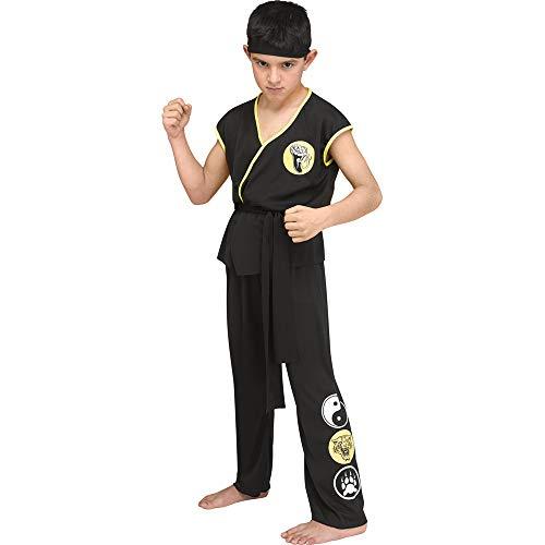 Hwoarang Karate Costumes - Little Boys' Karate Child