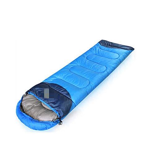 Bolsa De Dormir Tienda De Campa?a para Senderismo Saco De Dormir Individual Saco De Dormir De Algodón Plegable para Dormir De Viaje para Adultos Adecuado para Actividades Al Aire Libre