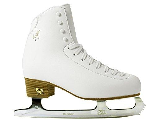 risport Electra Leuchte Figure Skate, Weiß, weiß