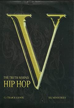 DVD EX Ministries The Truth Behind Hip Hop V (Five) Book