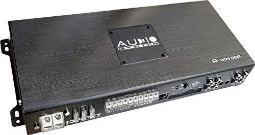 Audio System R-110.4 DSP 4-kanaals digitale high-performance versterker met 8-kanaals DSP-versterker
