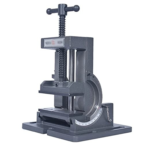 SGZYJ Alicates De Ángulo De Ángulo De Ángulo De Guía De 3 Pulgadas 75 Mm 0-90 Grados Tilt Tilt Machine Bench Vise