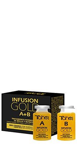 Tahe 12073151- Infusion Gold Tratamiento Capilar Potenciador
