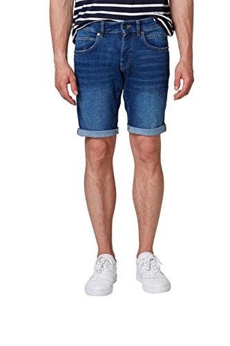 Bermuda homme en jean