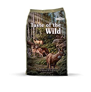 Taste of the Wild Canine Pine Forest Venado - 13000 gr