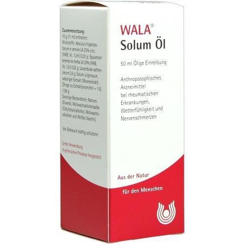 SOLUM Öl 50 ml