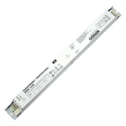 Osram QTP8 1 ballast électronique EVG 36 W et 38 W 36 W 38 W