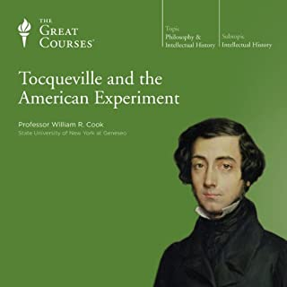 Couverture de Tocqueville and the American Experiment
