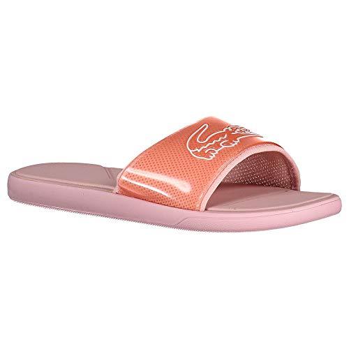 Clanclas Lacoste Neo Slide Rosa para Mujer 40