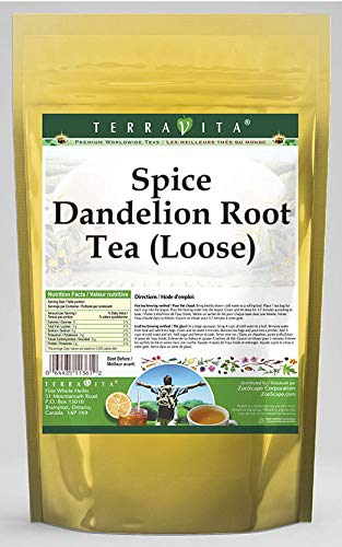 Spice Dandelion Root Tea Loose 4 557820 ZIN: oz Pack - 3 Our Max 78% OFF shop OFFers the best service