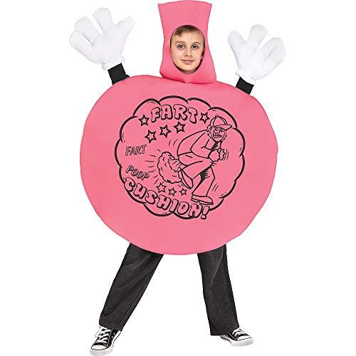 Fun World Whoopee Cushion w/Sound Child Costume, One Size