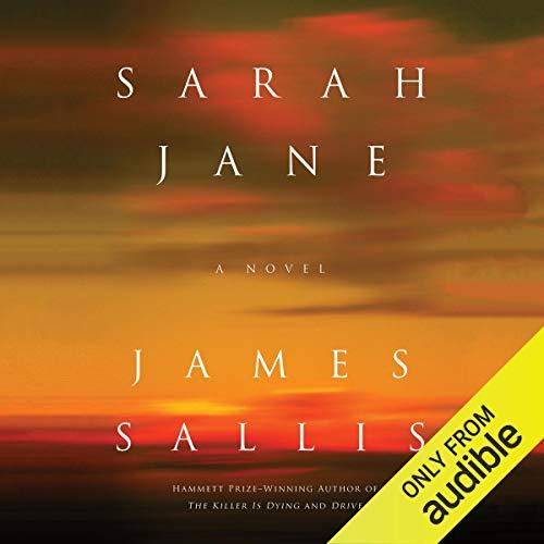 Sarah Jane audiobook cover art