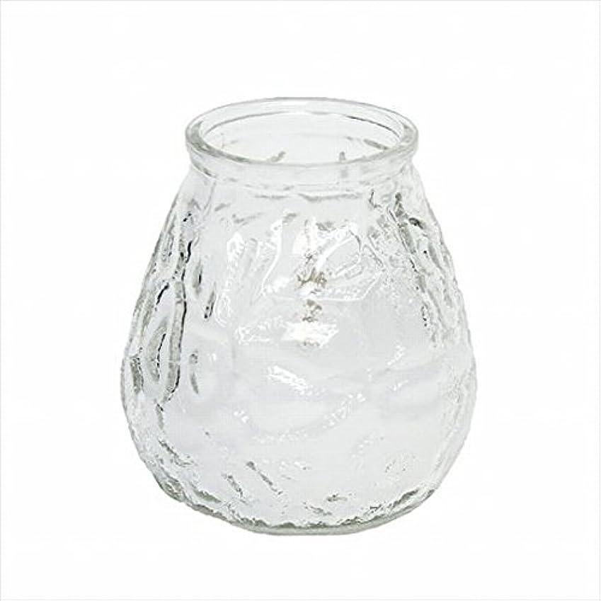 プレート定数レールカメヤマキャンドル(kameyama candle) ネオベネチアン(ライトカラー) 「 クリア 」