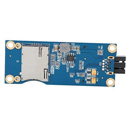 Socobeta Placa de Desarrollo de Larga duración, Cuatro Orificios de Tornillo sin Conductor Estable, ampliamente utilizados para módulos 3G 4G para módulos de 30x50-51 mm