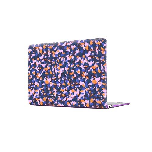 Tech21 EvoArt Modern Camo MacBook Air 13 (2020) - Orchid Purple