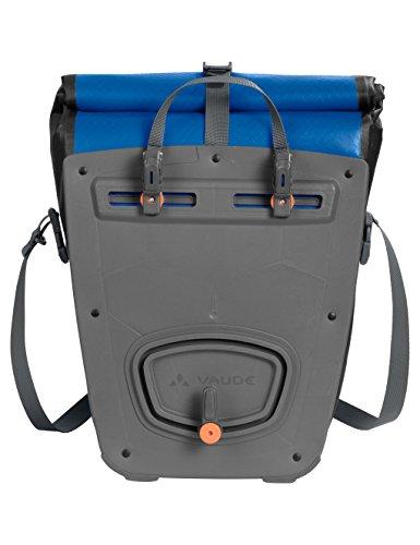 VAUDE Aqua Back Plus Hinterradtasche, Blue, 44 x 33 x 31 cm - 2