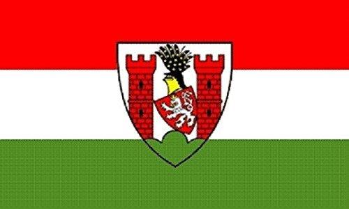 U24 Motorradflagge Spremberg Fahne Flagge 20 x 30 cm