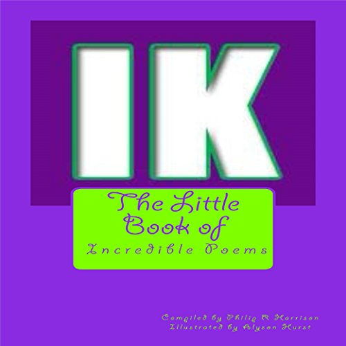 The Little Book of Incredible Poems audiobook cover art