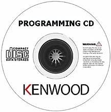 KENWOOD KPG-74D Windows Programming Software CD TK-2140/TK-3140 K & M Versions.