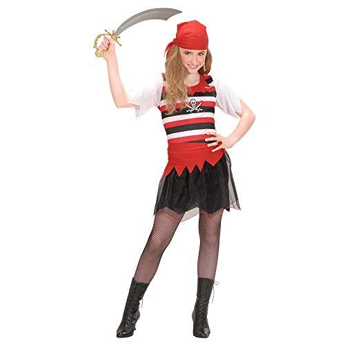 Widmann Sancto Costume de Pirate Girl (Enfants)