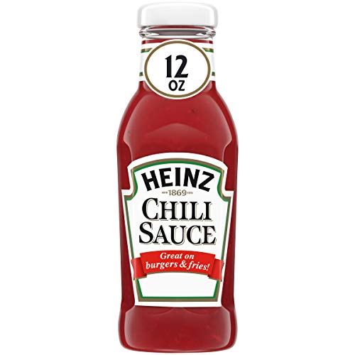 Heinz Chili Sauce (12 oz Bottle)
