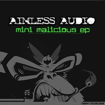 Mini Malicious EP