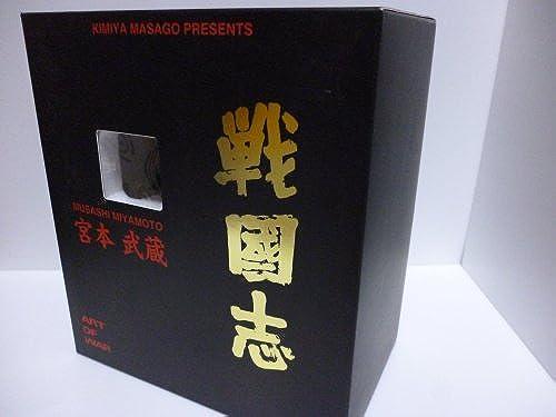 SenkunikokGoldzashi Musashi Miyamoto (Fertigprodukt)